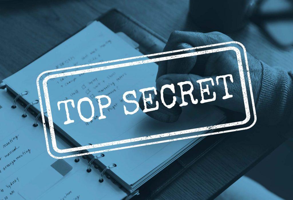 רשימת לקוחות מידע סודי